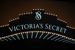НЬЮ-ЙОРК, NY - 13-ОЕ НОЯБРЯ: Общий вид атмосферы на модном параде 2013 Виктории секретном Стоковые Фото