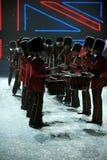 НЬЮ-ЙОРК, NY - 13-ОЕ НОЯБРЯ: Общий вид атмосферы на модном параде 2013 Виктории секретном Стоковое Изображение RF