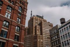Нью-Йорк SoHo II Стоковая Фотография RF