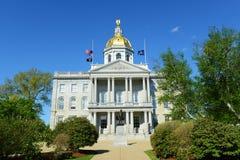 Нью-Хэмпширский дом положения, согласие, NH, США стоковая фотография rf