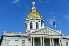 Нью-Хэмпширский дом положения, согласие, NH, США стоковые изображения rf