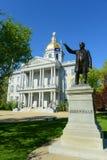 Нью-Хэмпширский дом положения, согласие, NH, США стоковые изображения