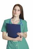нюна доктора женская Стоковая Фотография