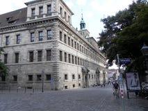 Нюрнберг, Германия Стоковые Фото