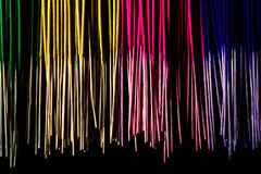 нюхи цветов стоковое изображение