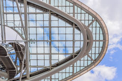 Оазис 21 в Нагое Стоковое фото RF