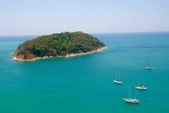 оазис острова стоковая фотография