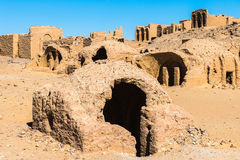Оазис Kharga, Египет Стоковое фото RF