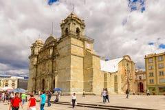 Оахака de Juarez, Мексика стоковая фотография rf