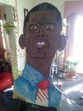 Обама Стоковые Фотографии RF
