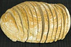 обвалите части в сухарях отрезока органические Стоковая Фотография RF