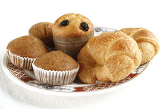 Обвалите хлебопекарню в сухарях Стоковое Изображение