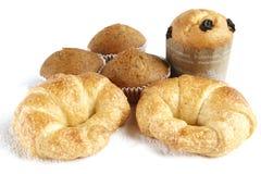 Обвалите хлебопекарню в сухарях Стоковые Изображения