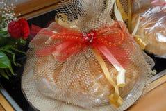 Обваляйте в сухарях которое подготовлено для свадьбы стоковые фотографии rf