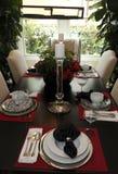 обедать домашняя роскошная комната Стоковые Изображения RF