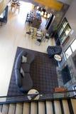 обедать живущая комната Стоковое фото RF