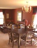 обедать комната семьи Стоковое Фото