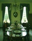 обедать официально комната Стоковые Фотографии RF