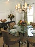 обедая роскошная комната 3 7 Стоковые Фото