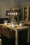обеденный стол Стоковое Изображение