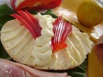 обед лакомки Стоковое Фото