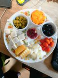 обед симпатичный стоковое фото rf