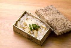 обед японца коробки Стоковая Фотография RF