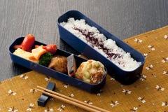 обед японца коробки Стоковые Изображения RF