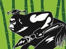 обезьяна большая Стоковое Изображение