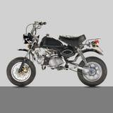 обезьяна классики bike Стоковые Изображения RF