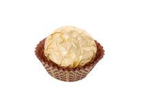 обернутое золото фольги шоколада конфеты Стоковое Изображение RF