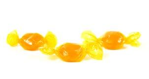 Обернутые конфеты Стоковое Фото