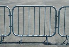 обеспеченность барьера Стоковая Фотография