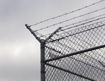 обеспеченность загородки Стоковая Фотография RF