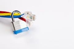обеспеченность интернета Стоковое Фото