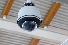 обеспеченность камеры Стоковое фото RF