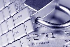 обеспеченность кредита карточки Стоковые Фото