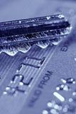 обеспеченность кредита карточки Стоковые Изображения