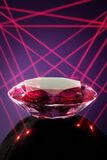обеспеченность кристалла принципиальной схемы стоковые изображения rf