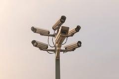 обеспеченность множества copyspace камер Стоковая Фотография