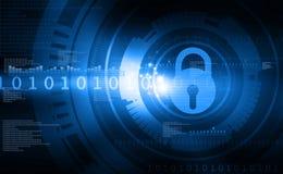 обеспеченность перевода интернета принципиальной схемы 3d Стоковая Фотография RF