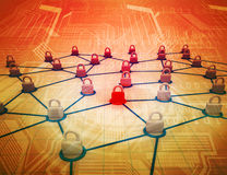 обеспеченность перевода интернета принципиальной схемы 3d