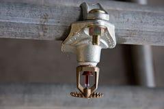 обеспеченность пожара Стоковая Фотография RF