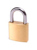 обеспеченность padlock принципиальной схемы Стоковые Изображения RF