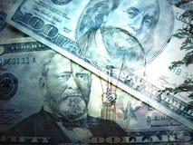 обесцененные деньги энергии Стоковая Фотография RF