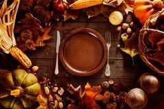 Обедающий благодарения Стоковое Фото
