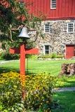 Обедающий колокол сельского дома Стоковое фото RF
