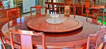 Обеденный стол Стоковое Изображение RF