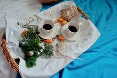 Обед рождества Стоковое фото RF