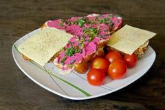 Обед Vegan Стоковая Фотография RF